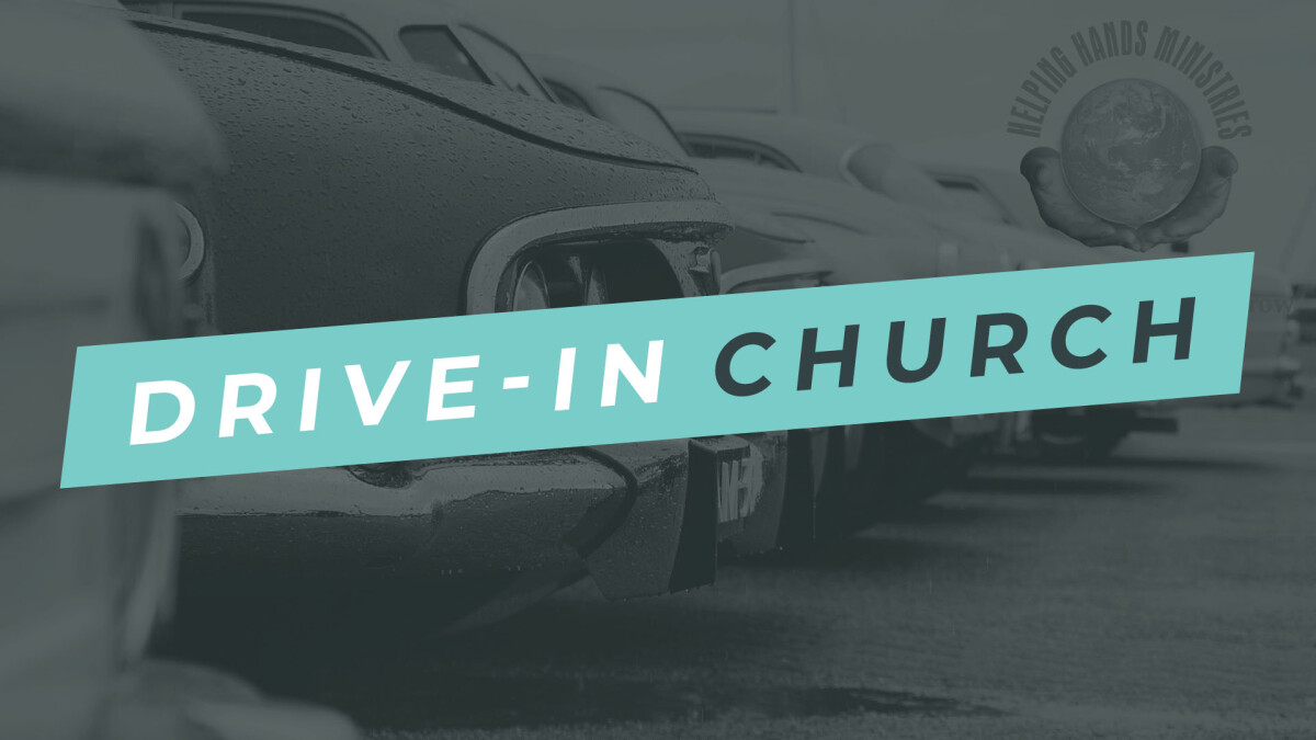 Drive in Church