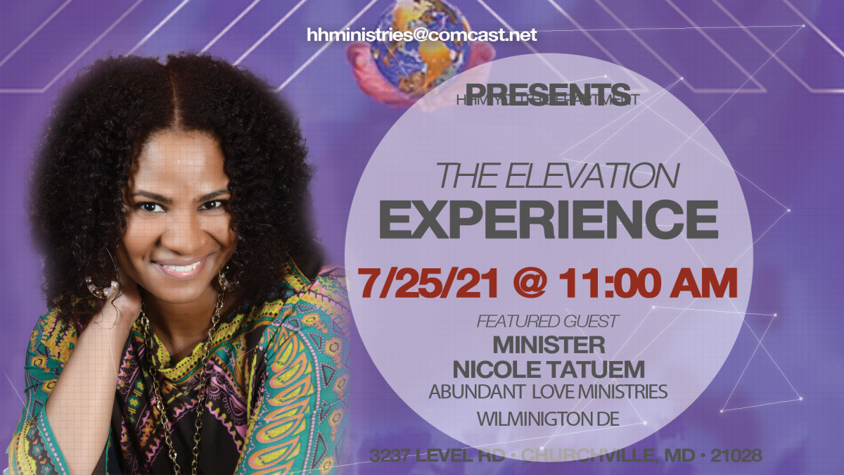 The Elevation Experience 2021 Sunday Service