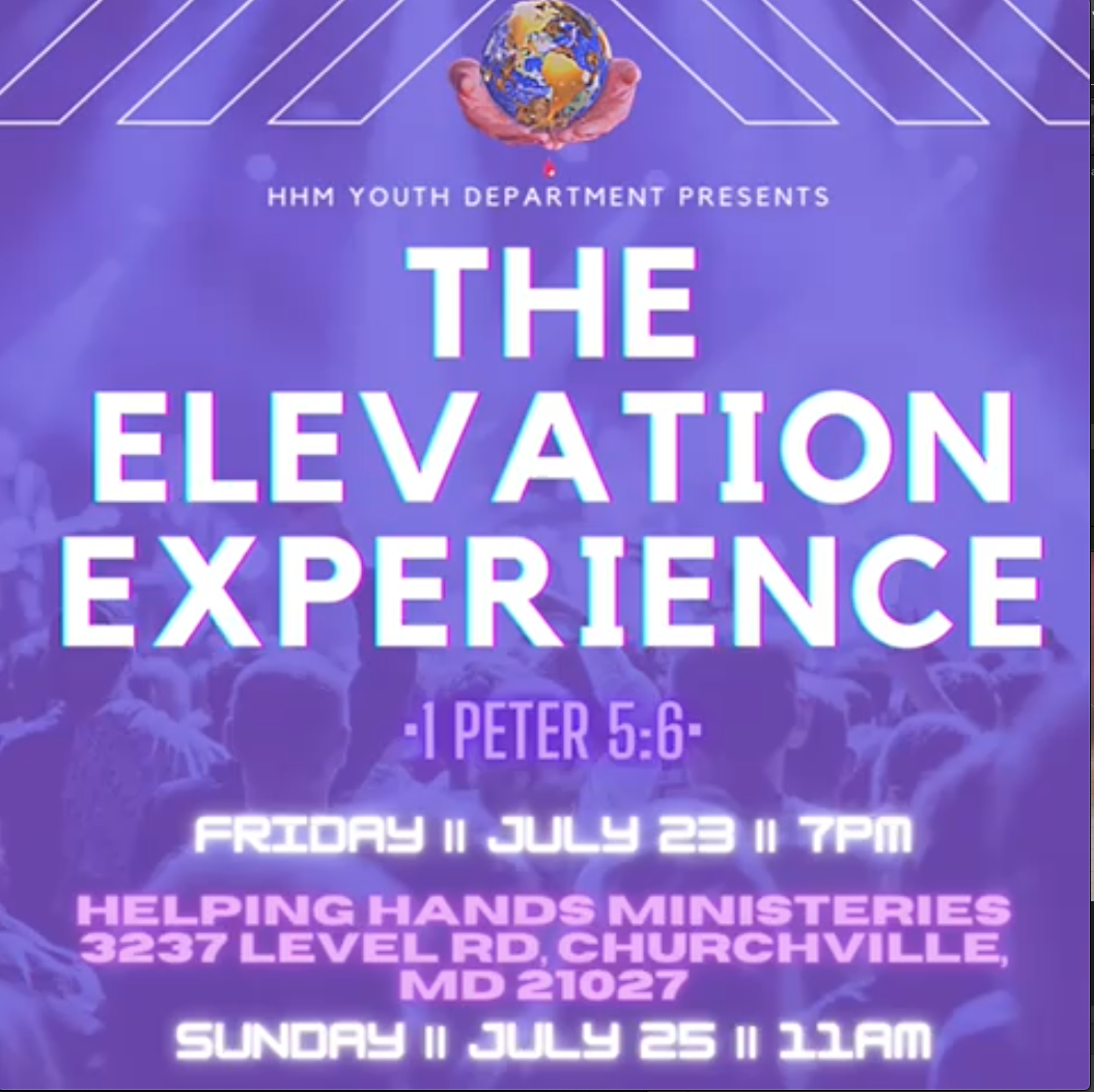 The Elevation Experience 2021